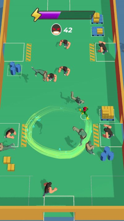 火柴人英雄混战游戏安卓版图片1