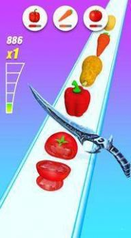 抖音食物切片机游戏官方版图片1
