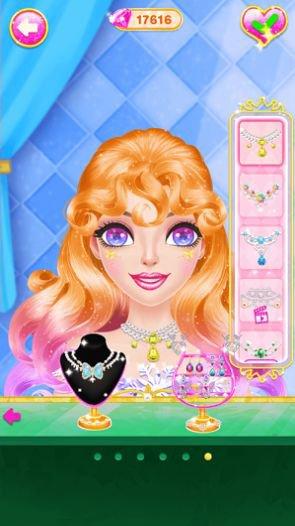 闪耀公主美发店游戏安卓版图片2