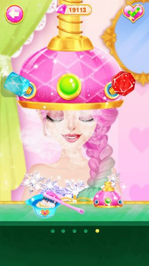 闪耀公主美发店游戏安卓版图片1