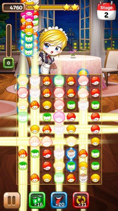 儿童寿司消消乐游戏安卓版图片2