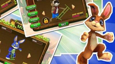 疯狂的兔子游戏中文版图片1