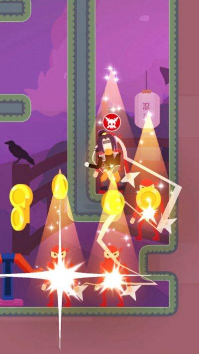 忍者也疯狂游戏安卓版图片1