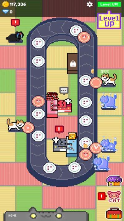 猫咪自助餐吧游戏安卓汉化版图片2