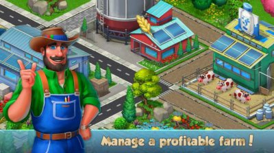 大型农场游戏安卓最新版图片1